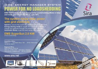 EMS SuperSun 2.0 Kw